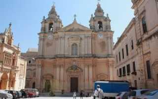 Мальта. Достопримечательности на карте, фото и описание, что посмотреть туристу