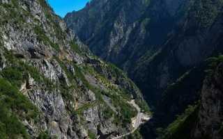 Самые большие каньоны в мире. Фото, где находятся, названия