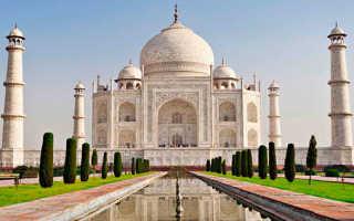Нужна ли виза в Индию для россиян в 2020 году?