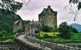 Замки Англии и Шотландии. Фото с названиями, историей. Древние, старинные, красивые