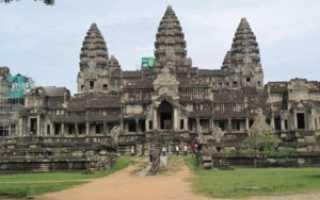 Экскурсии из Паттайи в Камбоджу. Цены 2020, отзывы