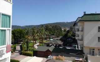 Olimpos Beach Hotel by RRH&R 3* Турция, Кемер. Отзывы, фото отеля, цены