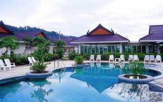 Отель The Natural Resort 3*, Phuket, Patong. Отель на карте, туры и цены 2021