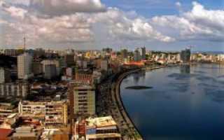 Ангола, Африка. Фото, где находится на карте мира, достопримечательности, города, что посмотреть туристу
