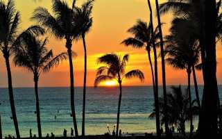 Гавайские острова на карте мира. Где находятся, столица, туры, цены на отдых 2020, вулкан Килауэа