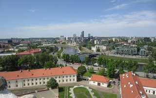 Нужна ли виза в Литву для россиян в 2020?