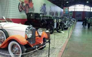 Музей ретро автомобилей в Москве. Описание, где находится, как добраться