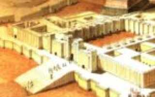 Древняя цивилизация Месопотамия. Где находится на карте мира, архитектура, культура, религия, история, достопримечательности