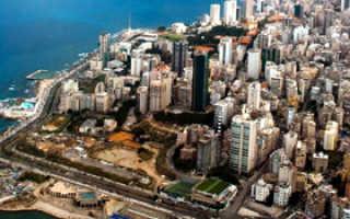Бейрут, Ливан. Город на карте, фото, достопримечательности, что посмотреть, история