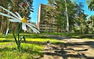 Санаторий им. Володарского в Пензе. Цены, фото, отзывы