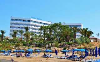 Crystal Springs Beach Hotel 4* Кипр, Протарас. Отзывы, фото отеля, видео, цены
