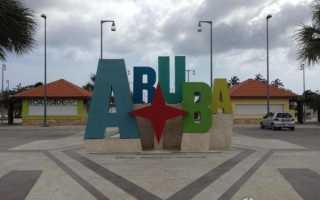 Остров Аруба. Фото, где находится на карте, цены на отдых, отзывы