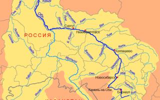 Топ-10 самых широких рек в России. Фото, ширина и глубина, где находятся, интересные факты